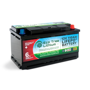 110AH LiFePO4 Lithium Battery