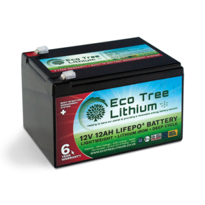 12AH LiFePO4 Lithium Battery