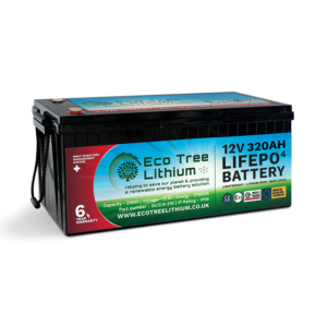 320AH LiFePO4 Lithium Battery