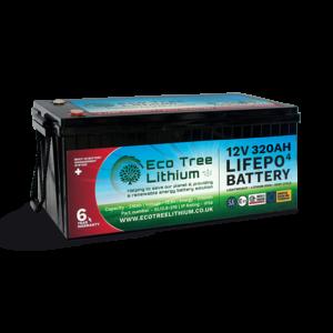 320AH LiFePO4 Lithium Battery