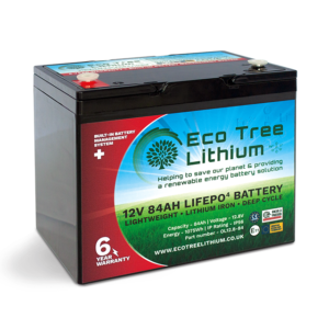 84AH LiFePO4 Lithium Battery